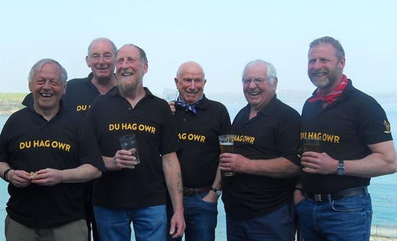 Du Hag Owr - Shanty Groups